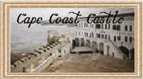 Cape Coast Castle, West Africa