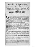 Captain Kidd's Articles of Agreement