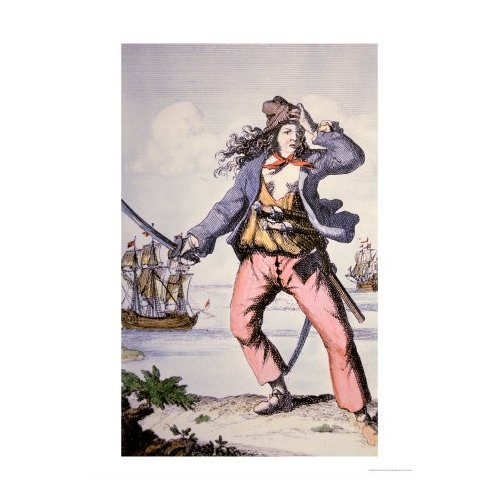 Female Pirate Mary Read