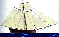 This is a sloop